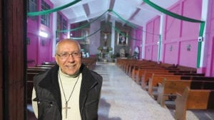 Fr Deodato PIME Associate Missionary